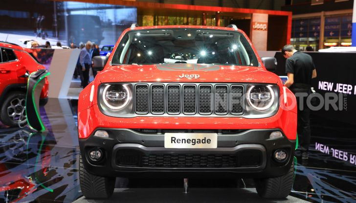 Jeep Compass e Renegade 4Xe: al via le ordinazioni - Foto 20 di 28