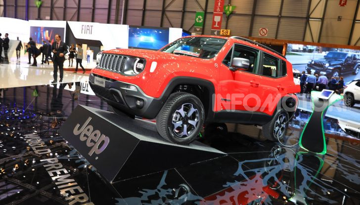 Jeep Compass e Renegade 4Xe: al via le ordinazioni - Foto 21 di 28