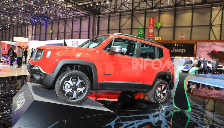 Jeep Compass e Renegade 4Xe: al via le ordinazioni - Foto 23 di 28