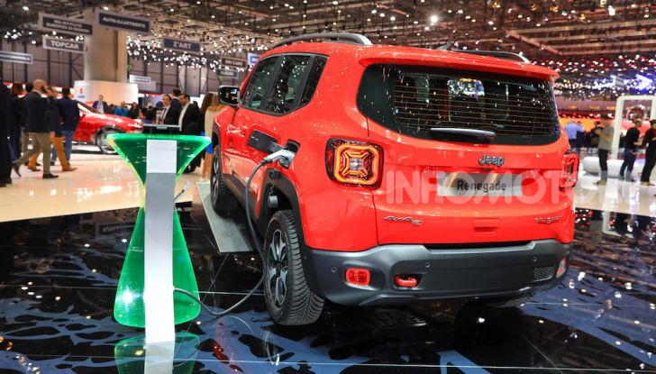 Jeep Compass e Renegade 4Xe: al via le ordinazioni - Foto 26 di 28