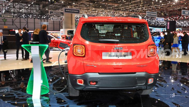 Jeep Compass e Renegade 4Xe: al via le ordinazioni - Foto 27 di 28