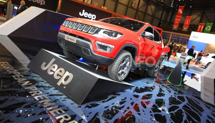 Jeep Compass e Renegade 4Xe: al via le ordinazioni - Foto 5 di 28