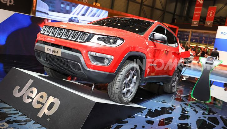 Jeep Compass e Renegade 4Xe: al via le ordinazioni - Foto 7 di 28