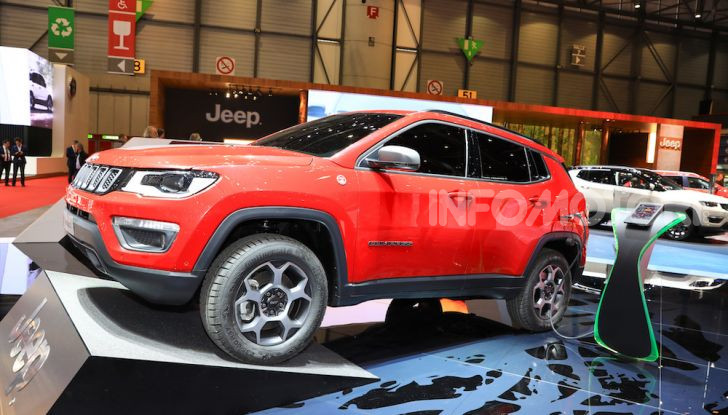 Jeep Compass e Renegade 4Xe: al via le ordinazioni - Foto 8 di 28