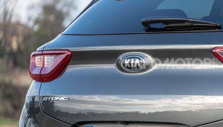 Prova Kia Stonic 1.6 CRDI da 110 CV: il Crossover per tutti! - Foto 33 di 34