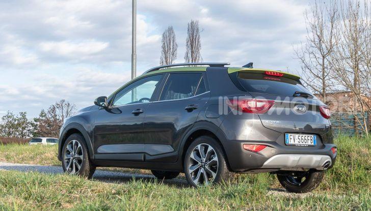 Prova Kia Stonic 1.6 CRDI da 110 CV: il Crossover per tutti! - Foto 30 di 34