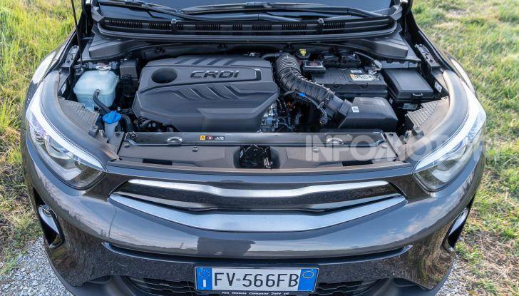 Prova Kia Stonic 1.6 CRDI da 110 CV: il Crossover per tutti! - Foto 19 di 34