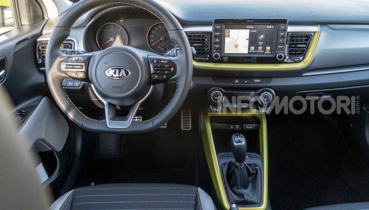 Prova Kia Stonic 1.6 CRDI da 110 CV: il Crossover per tutti! - Foto 17 di 34