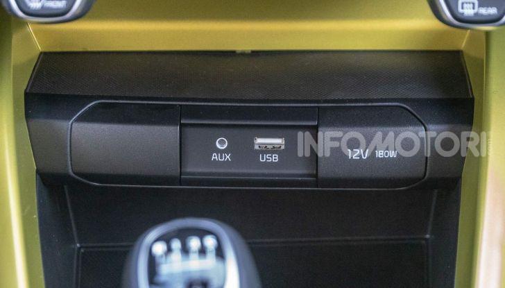 Prova Kia Stonic 1.6 CRDI da 110 CV: il Crossover per tutti! - Foto 15 di 34