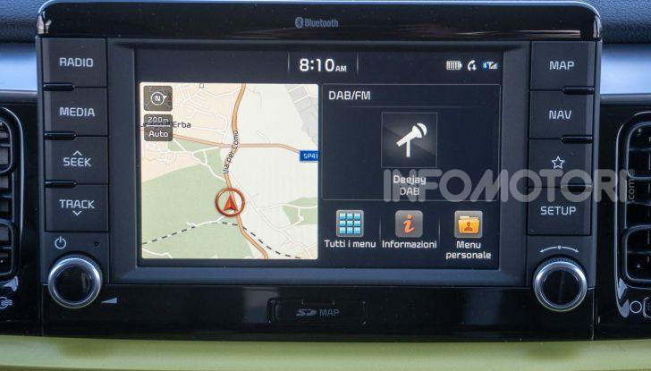 Prova Kia Stonic 1.6 CRDI da 110 CV: il Crossover per tutti! - Foto 14 di 34