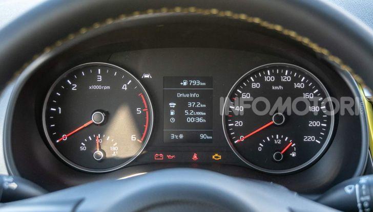 Prova Kia Stonic 1.6 CRDI da 110 CV: il Crossover per tutti! - Foto 12 di 34