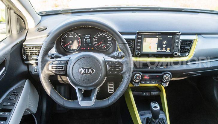 Prova Kia Stonic 1.6 CRDI da 110 CV: il Crossover per tutti! - Foto 11 di 34