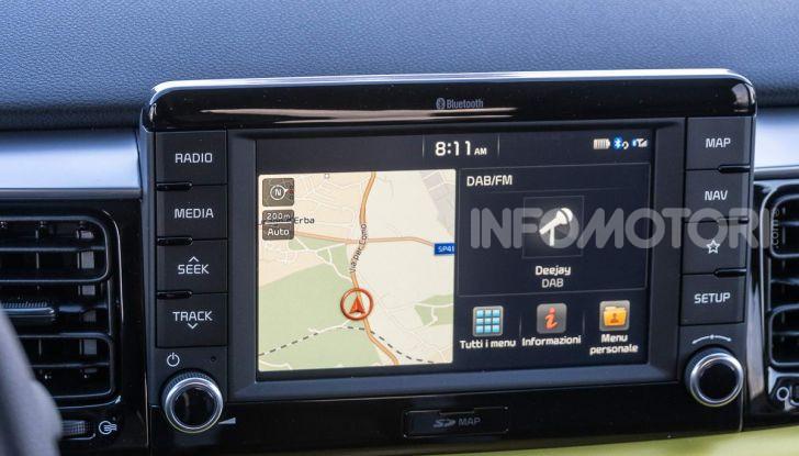 Prova Kia Stonic 1.6 CRDI da 110 CV: il Crossover per tutti! - Foto 9 di 34