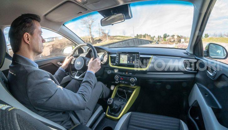 Prova Kia Stonic 1.6 CRDI da 110 CV: il Crossover per tutti! - Foto 2 di 34