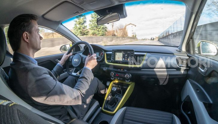 Prova Kia Stonic 1.6 CRDI da 110 CV: il Crossover per tutti! - Foto 1 di 34