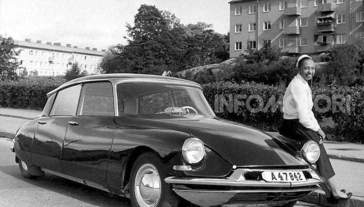 Le donne nella storia di Citroën: Josephine Baker - Foto 3 di 4