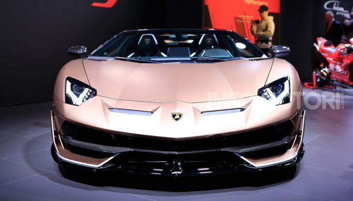 Lamborghini: la fibra di carbonio ora si sviluppa nello spazio - Foto 2 di 15