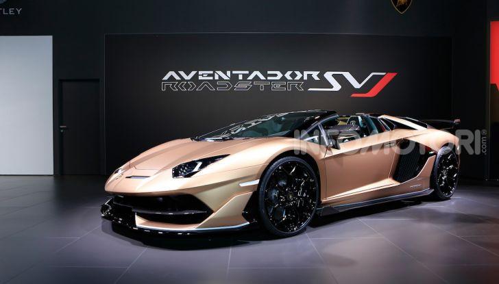 Lamborghini Aventador SVJ Roadster - Foto 8 di 15