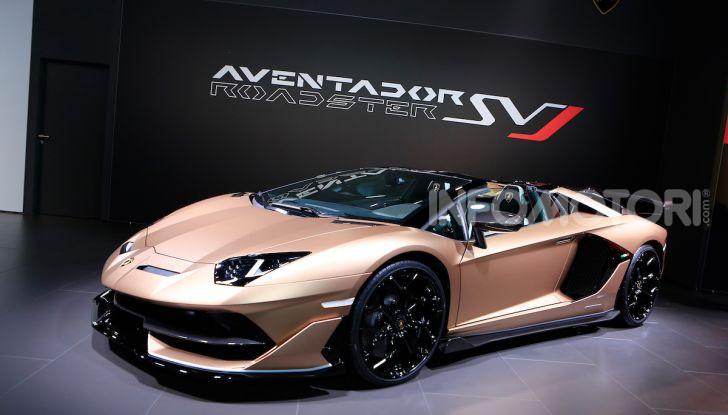 Lamborghini Aventador SVJ Roadster - Foto 1 di 15