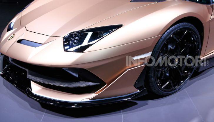 Lamborghini: la fibra di carbonio ora si sviluppa nello spazio - Foto 14 di 15