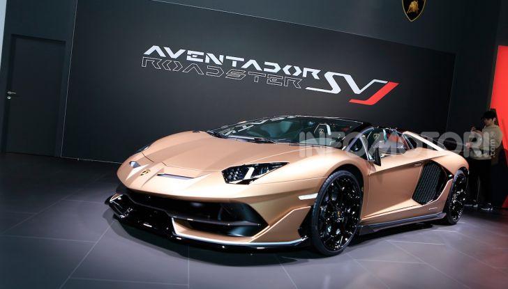 Lamborghini: la fibra di carbonio ora si sviluppa nello spazio - Foto 15 di 15
