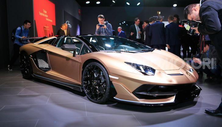 Lamborghini: la fibra di carbonio ora si sviluppa nello spazio - Foto 4 di 15