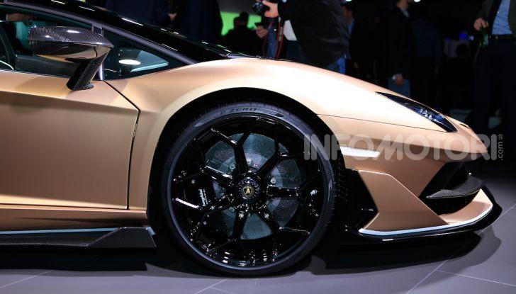 Lamborghini Aventador SVJ Roadster - Foto 5 di 15