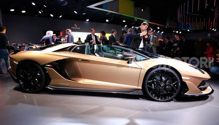 Lamborghini: la fibra di carbonio ora si sviluppa nello spazio - Foto 6 di 15