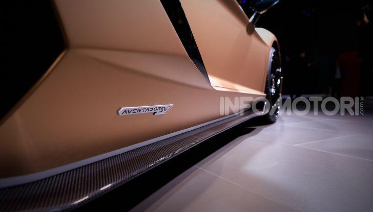 Lamborghini Aventador SVJ Roadster - Foto 7 di 15