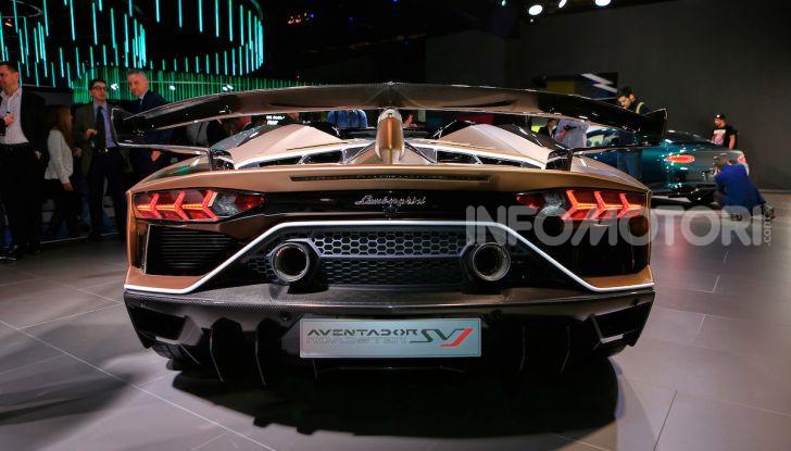 Lamborghini: la fibra di carbonio ora si sviluppa nello spazio - Foto 9 di 15