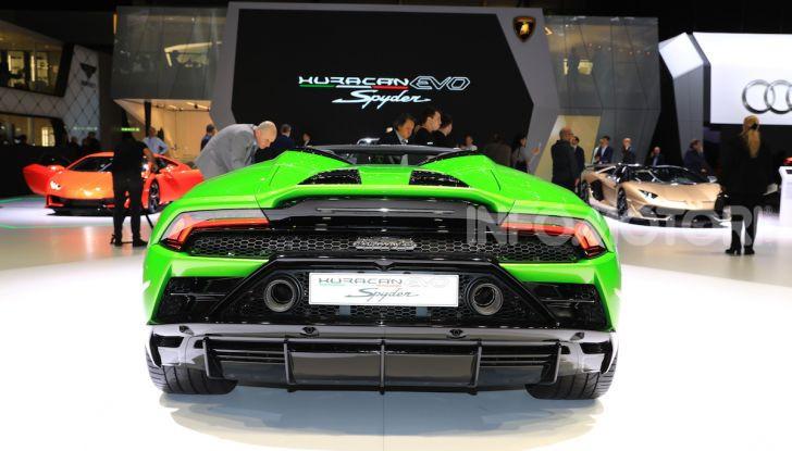Lamborghini Huracán EVO Spyder - Foto 22 di 32