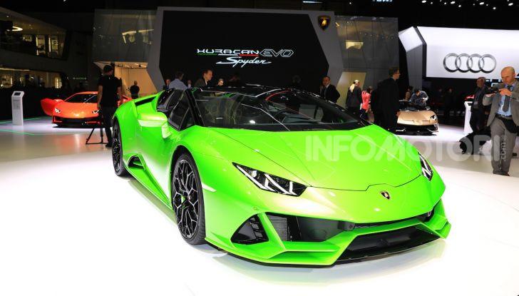 Lamborghini Huracán EVO Spyder - Foto 5 di 32