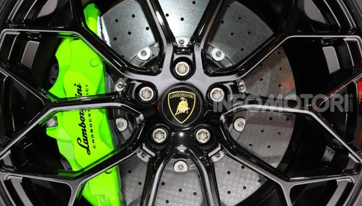 Lamborghini Huracán EVO Spyder - Foto 20 di 32
