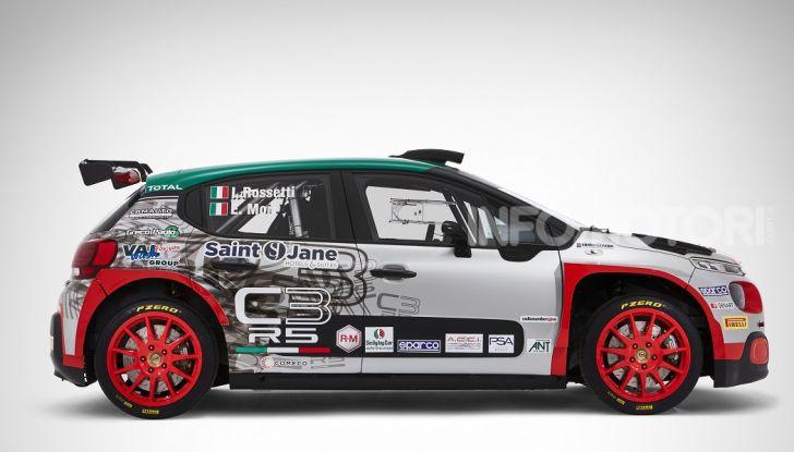 Citroën pronta per il debutto stagionale della Nuova C3 R5 al Rally de Il Ciocco - Foto 5 di 6