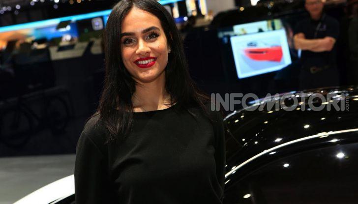 Le ragazze più belle al Salone di Ginevra 2019 - Foto 15 di 27