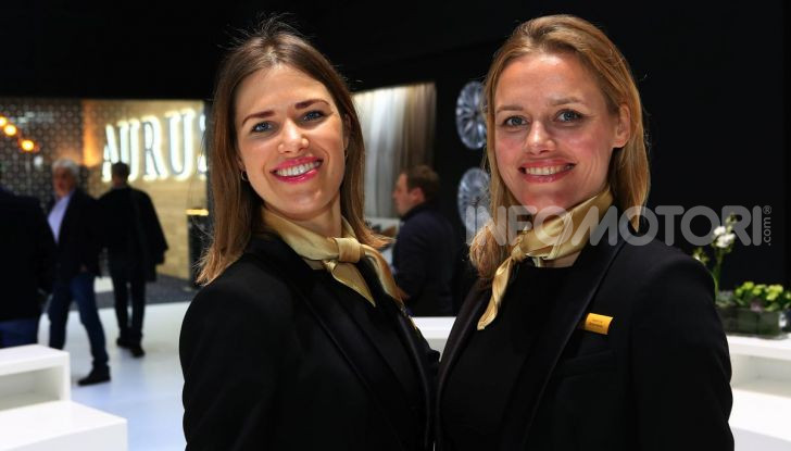 Le ragazze più belle al Salone di Ginevra 2019 - Foto 10 di 27