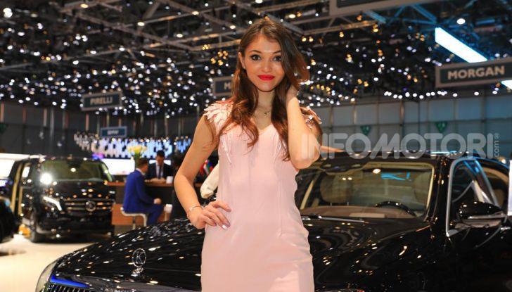 Le ragazze più belle al Salone di Ginevra 2019 - Foto 19 di 27