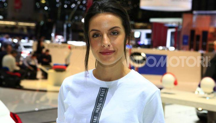 Le ragazze più belle al Salone di Ginevra 2019 - Foto 2 di 27