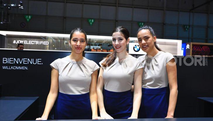 Le ragazze più belle al Salone di Ginevra 2019 - Foto 20 di 27