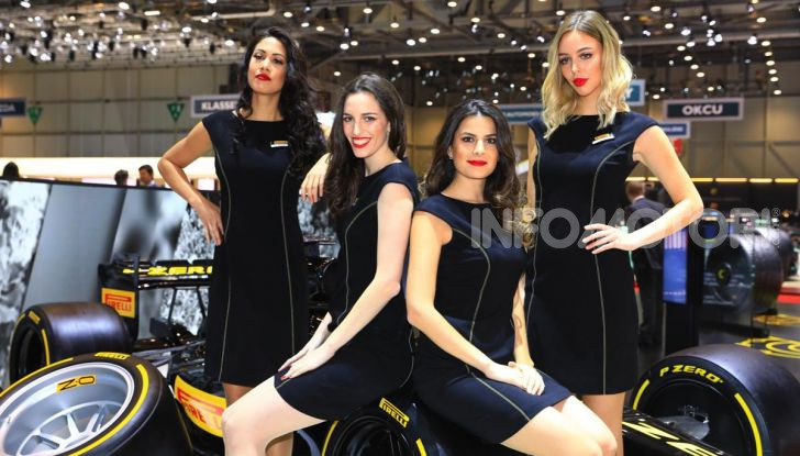 Le ragazze più belle al Salone di Ginevra 2019 - Foto 11 di 27