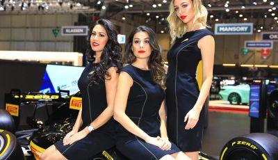 Le ragazze più belle al Salone di Ginevra 2019
