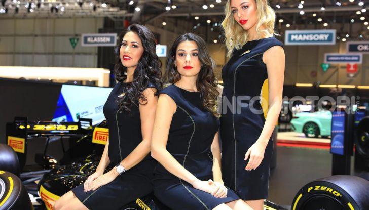 Le ragazze più belle al Salone di Ginevra 2019 - Foto 1 di 27