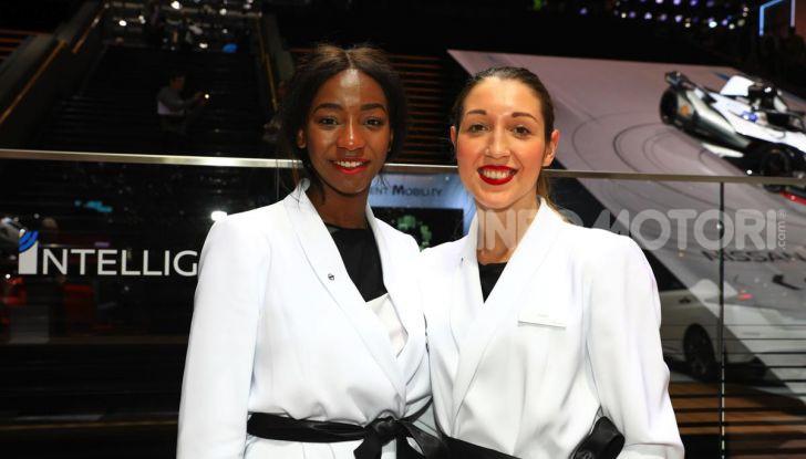Le ragazze più belle al Salone di Ginevra 2019 - Foto 7 di 27