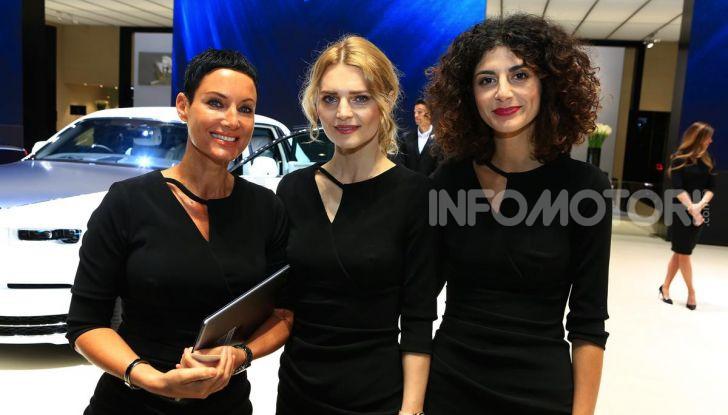 Le ragazze più belle al Salone di Ginevra 2019 - Foto 3 di 27