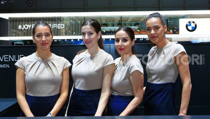 Le ragazze più belle al Salone di Ginevra 2019 - Foto 12 di 27