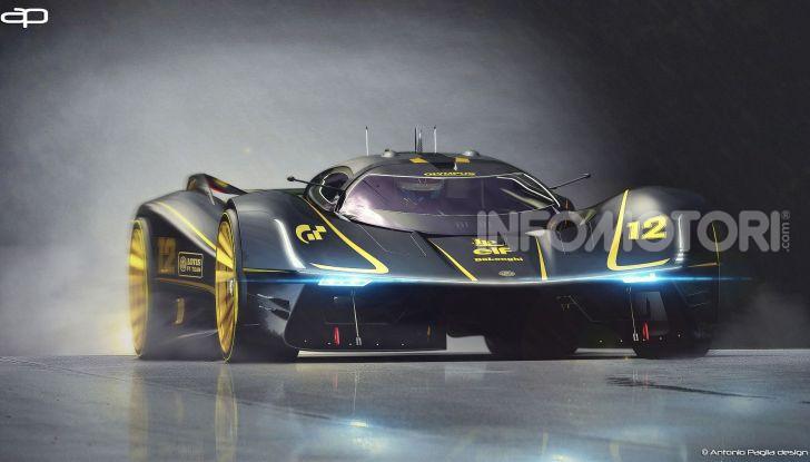 Lotus Evil Vision GT Concept: una nuova rivale per Ferrari? - Foto 1 di 25