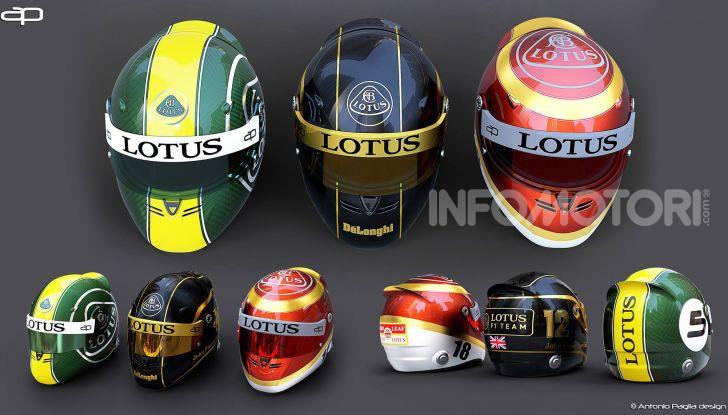 Lotus Evil Vision GT Concept: una nuova rivale per Ferrari? - Foto 17 di 25