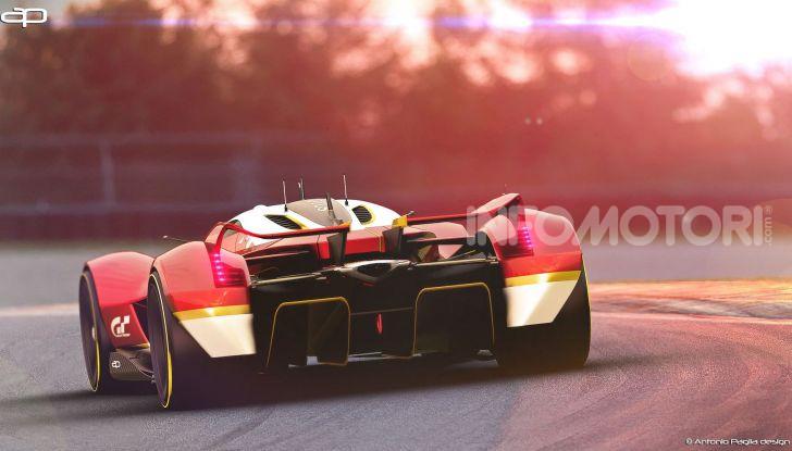 Lotus Evil Vision GT Concept: una nuova rivale per Ferrari? - Foto 6 di 25