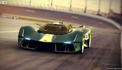 Lotus Evil Vision GT Concept: una nuova rivale per Ferrari?