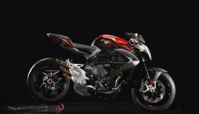 MV Agusta vince il premio Design of the Year al Bike India Awards